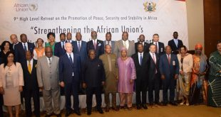 African Union Special Envoy
