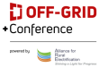 OFF-GRID Expo + Conference 2020